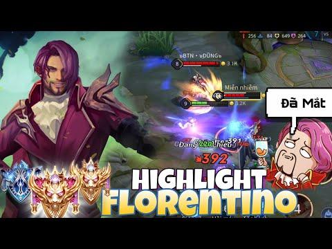 [ Sơn 5G Comback ] Highlight Florentino Siêuuu Mãn Nhãn !! Liên Quân Mobile