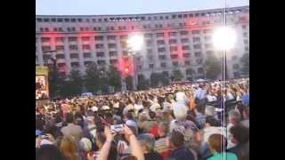 Concert Andre Rieu, vineri 5 iunie 2015 (5.06.2015), Bucuresti, Piata Constitutiei 4
