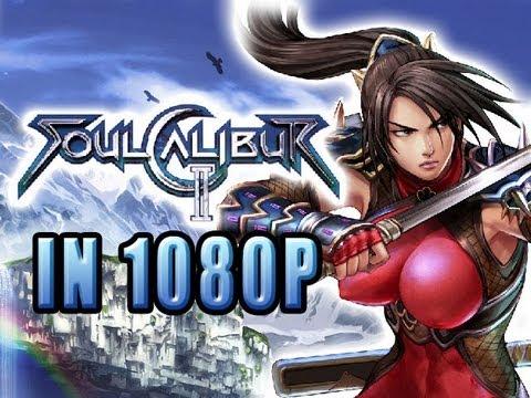 Classic Fighters in 1080p: Soul Calibur 2 - Part 1