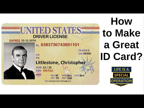 How To Make A Great ID Card?