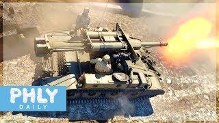 AIRMOBILE 7 TON Tank Destroyer | M56 Scorpion (War Thunder)