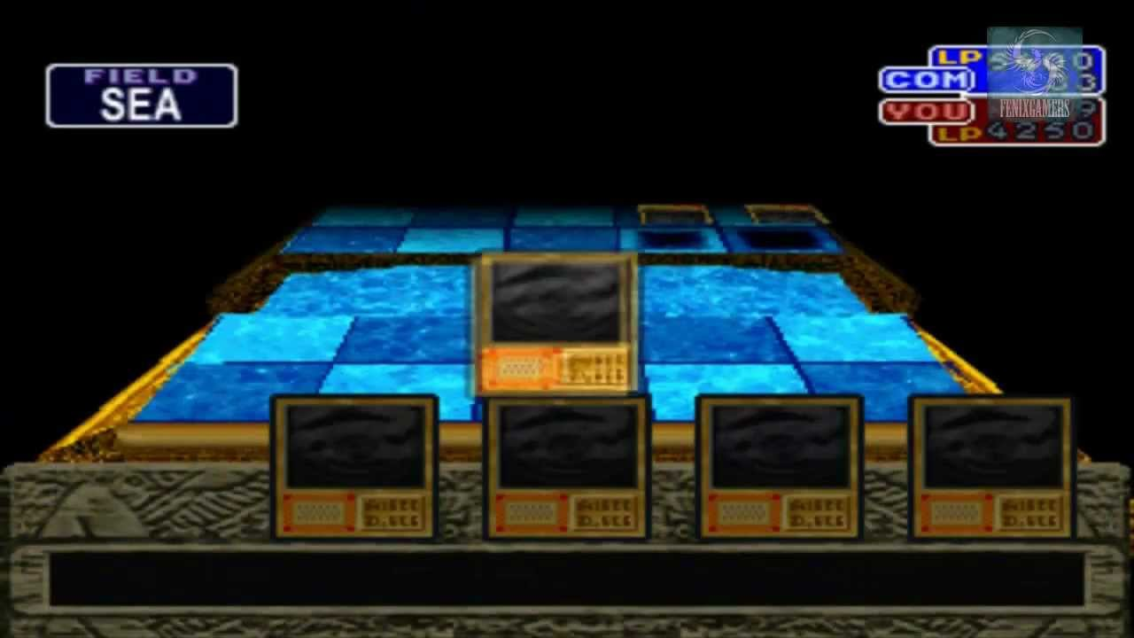 YU-GI-OH! FORBIDDEN MEMORIES | Como ganarle a duelistas poderosos con  cartas debiles