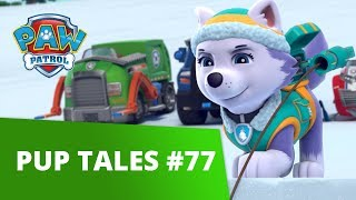 PAW Patrol | Pup Tales #77 | Rescue Episode! | PAW Patrol Official & Friends