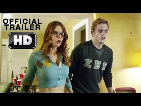 "PROROM: ""The Coed and the Zombie Stoner"" Trailer (2014)"
