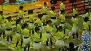 恩主教書院yellow house啦啦隊09-10 12月5