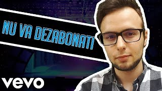 IHATEPINK - NU VA MAI DEZABONATI | YouTubers Sing