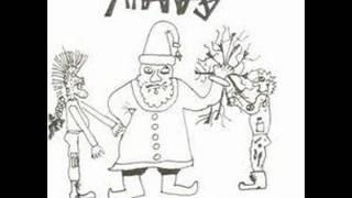 Attanas -  joulupukki (HardCore Punk FIN) 1987