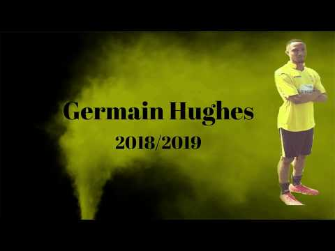 "GERMAIN ""Interception King"" HUGHES 