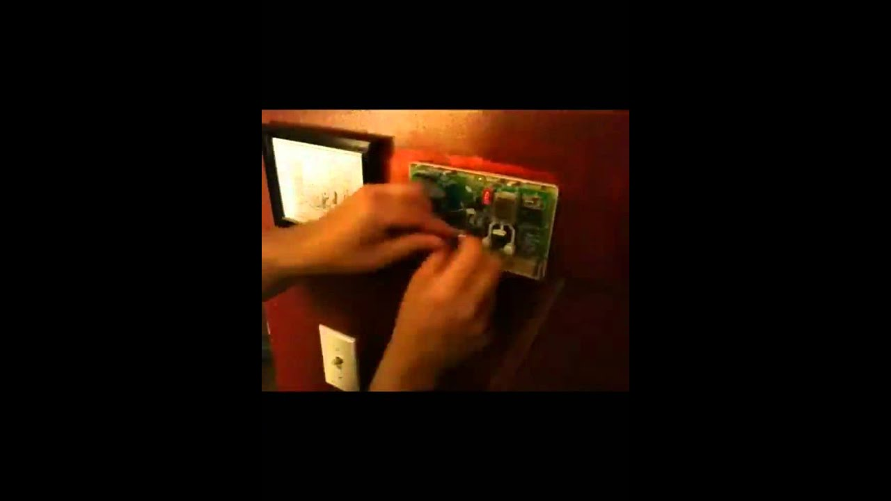 hight resolution of honeywell rth8500d touchscreen programmable thermostat