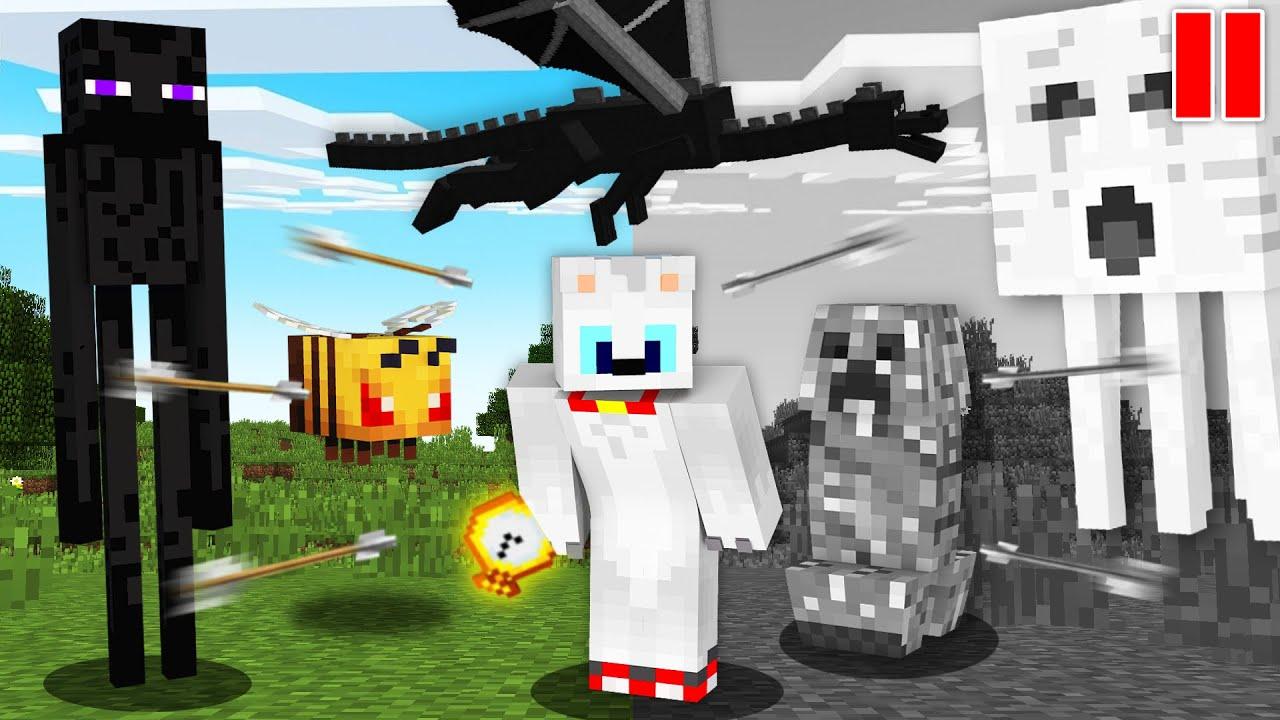 Paso Minecraft pero PUEDO CONTROLAR EL TIEMPO ⏰😱 - Alexy