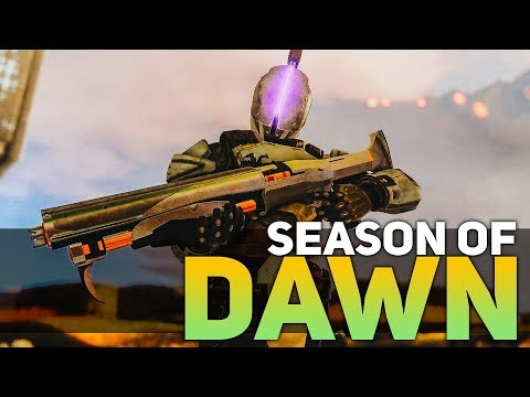 Season of Dawn NEW EXOTICS, New Gamemode, & Saint MOTHERFREAKING 14!!! | Destiny 2 NEWS