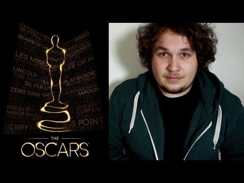 OSCARS 2013 - Die Gewinner & Zusammenfassung