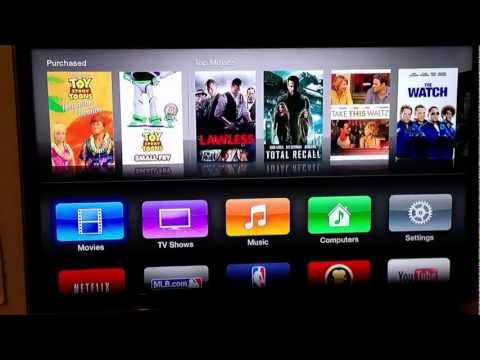 Airplay mac display to apple tv