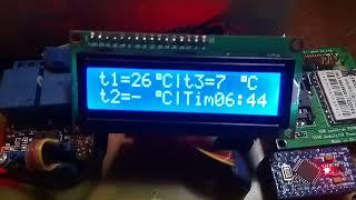 Контроллер печи Arduino v.10.3