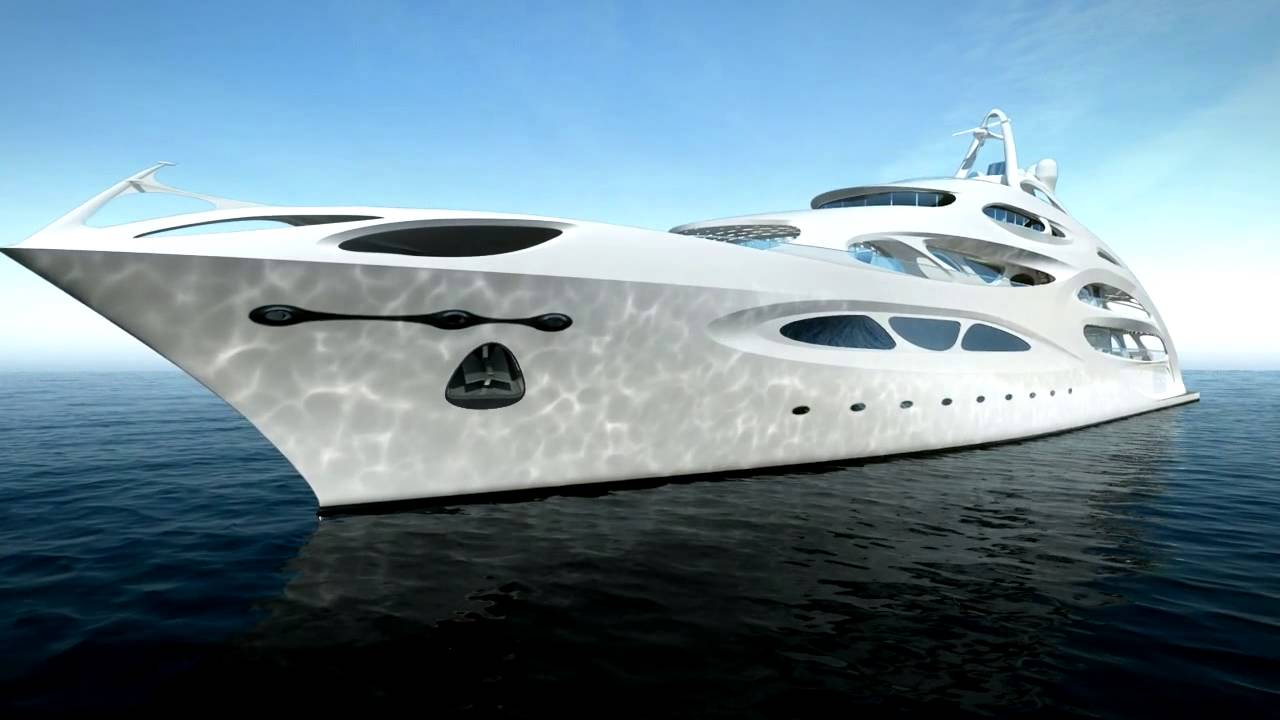 Water Wallpaper Hd Live Blohm Voss Yacht Concepts Unique Circle Yachts By Zaha