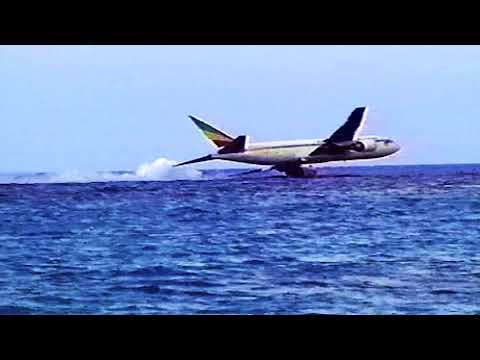 Forgotten  Episode  28  Andy Meakins and Ethiopian Airlines Flight 961