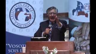 Juicio sobre Chile - incluye profecía de los volcanes por el Obispo Hedito Espinoza