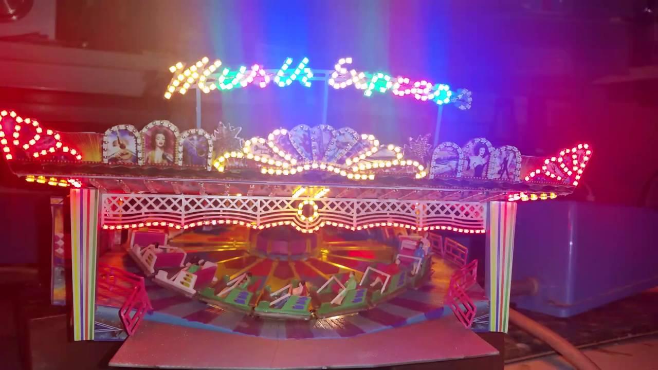 Faller Kermis Music Express Smd Led Verlicht