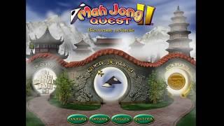 Let's Play ! [ MahJong Quest II ] Episode N°1 [Part 1/2]