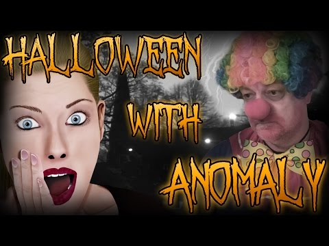 Halloween with Anomaly