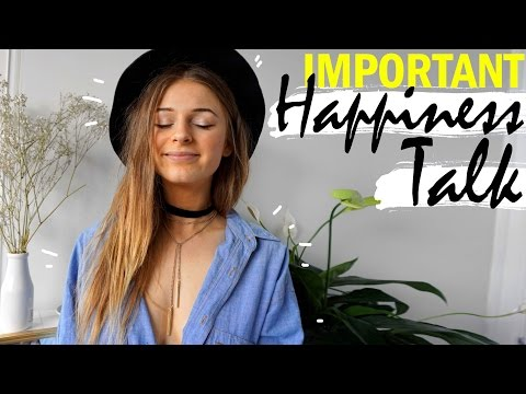 -HOW I AM HAPPY & HOW YOU CAN BE TOO-