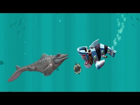 Hungry Shark Evolution Robo Shark Android Gameplay #29