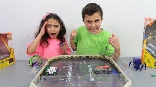 Family Fun Games for Kids - Zidane VS. Heidi