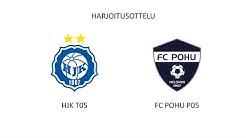 HARJOITUSOTTELU: HJK T05 - FC POHU P05
