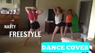 Nasty Freestyle clean (dance cover)