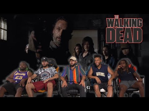 "The Walking Dead Season 7 Episode 15 ""Something They Need"" Reaction/Review"