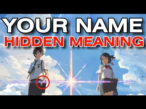 Your Name Timeline Explained | Kimi No Na Wa | 君の名は。-  The Kumihimo Theory [SPOILERS]