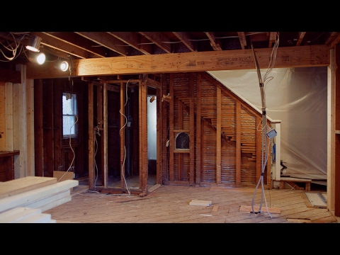 Installing Lvl Beams During A Residential Remodel Youtube