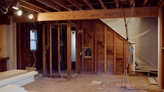 installing lvl beams during a residential remodel