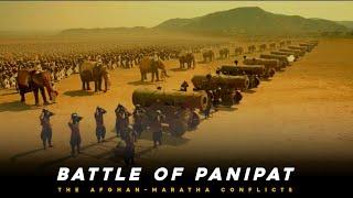 Third Battle of Panipat 1761 | Ahmed Shah Abdali | SadaShiv Rao | Durrani  ⚔️Maratha War DOCUMENTARY