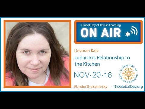 Global Day of Jewish Learning ON AIR: Devorah Katz