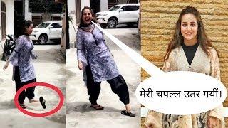 Sunanda Sharma Funny Video | Sunanda Sharma Jaani Tera Naa | Sunanda Sharma Morni