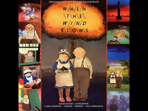 ROGER WATERS 1986 WHEN THE WIND BLOWS [ORIGINAL SOUNDTRACK]