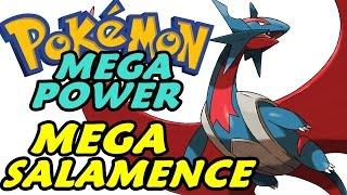 Pokémon Mega Power (Detonado - Parte 25) - Mega Salamence e Calligonum