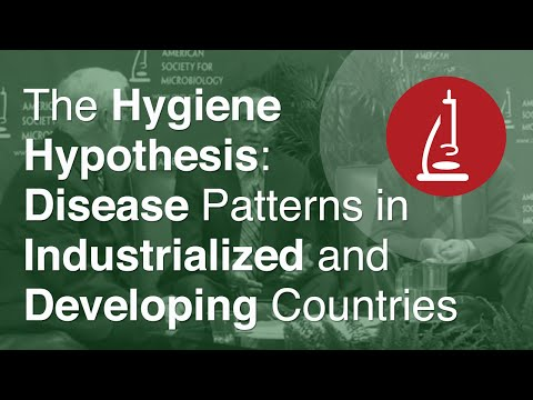 The Hygiene Hypothesis: Disease Patterns in Industrialized and Developing Countries