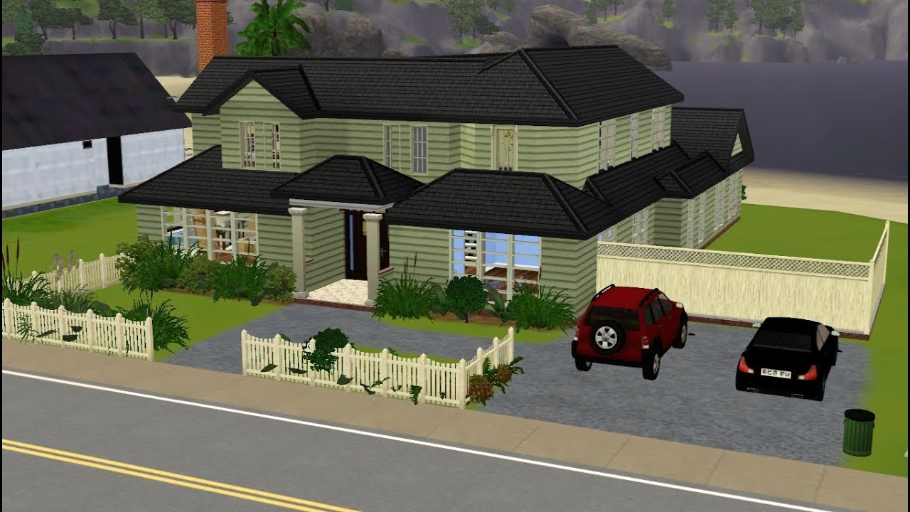 How To Build A House For Free In Sims