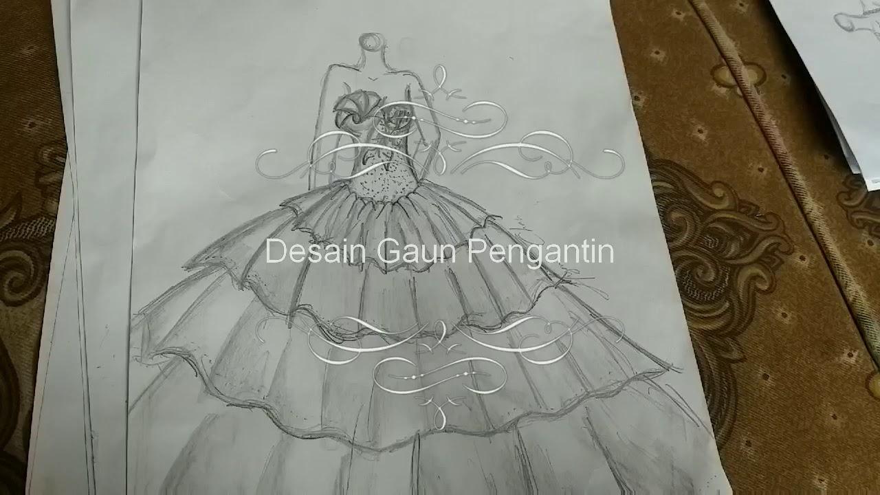 Kumpulan Desain Gaun Pengantin Pesta Hyena Crafts