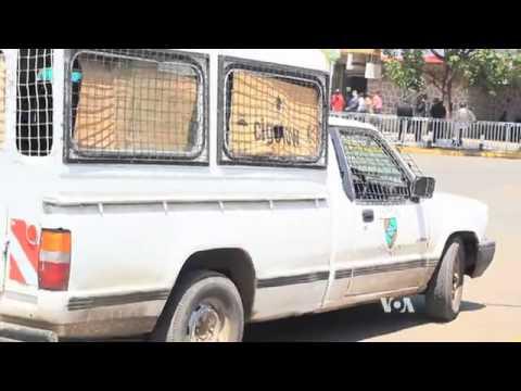 To Make A Living, Nairobi Street Vendors Face Legal Hurdles, Physical Violence