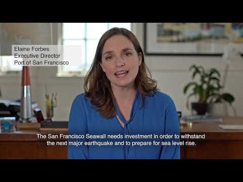 Women of the Waterfront: Embarcadero Seawall Program