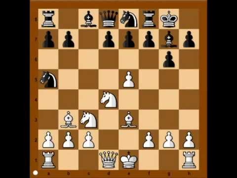 Fischer's trap: Movses Movsisyan vs J O'Neill - Euless 2005