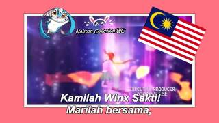 Winx Club Season 6 Opening Malay/Melayu Lyrics! HQ