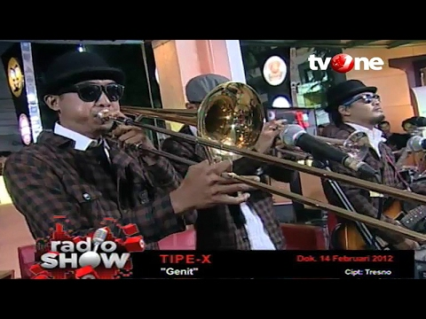 Radio Show tvOne: Tipe-X -