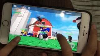 Roblox Mobile spielen!
