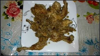 How to Cooking Chicken Roast At Home | Roasted Chicken in Village Style Grandma