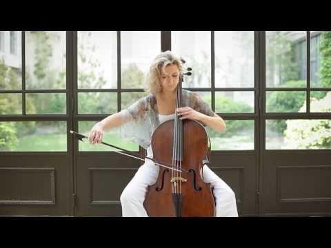 Ophélie Gaillard, Bach, Prelude, Cello suite n. 1