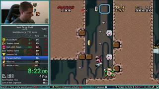 Super Panga World Speedrun 26:30